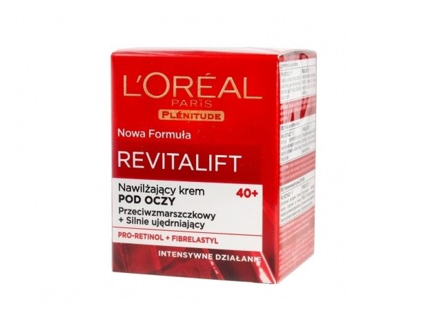 کرم دور چشم لورآل رویتالیفت LOREAL REVITALIFT HYDRATING CREAM EYE